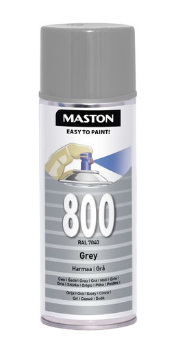 Maston Spraymaali harmaa 400ml