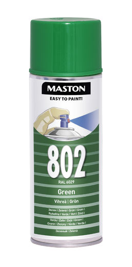 Maston Spraymaali vihreä 400ml