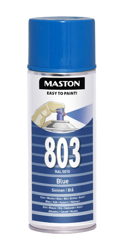 Maston Spraymaali sininen 400ml
