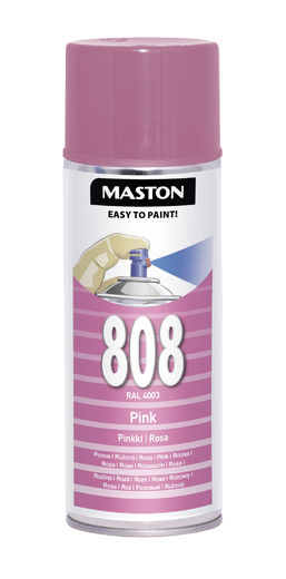 Maston Spraymaali pinkki 400ml