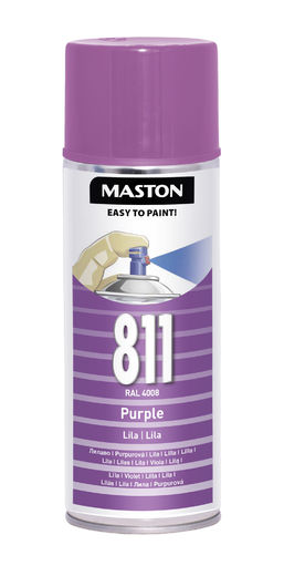 Maston Spraymaali lila 400ml