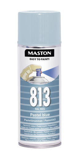 Maston Spraymaali pastellinsininen 400ml