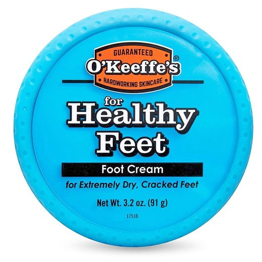 O'Keeffes's Healthy Feet Jalkavoide 91g