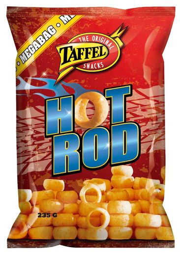 Taffel Hot Rod perunarengas 235g